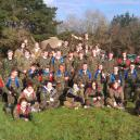 Cornwall College Group at Covert Combat Outdoor Lazertag